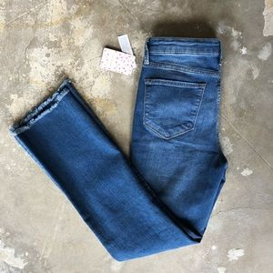 NWT Free People Women's Blue Jeans Size 29